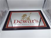 DEWARS Collectible Plate/Figurine MIRROR FRAMES